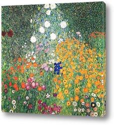 Картина Цветочный сад
