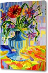 Солнечная ваза