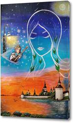 Картина Цветные сны