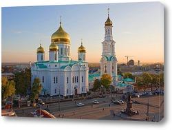 Картина Собор Рождества Пресвятой Богородицы, Ростов-на-Дону.