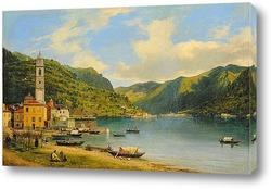 Картина Озеро Комо