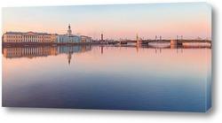 Вечерняя Нева, Санкт-Петербург