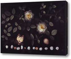 Картина Таинственный сад