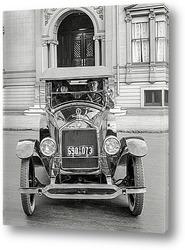 Авто в Сан-Франциско, 1923