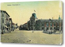 Картина Воскресенская улица 1900  –  1910 ,  Россия,  Татарстан,  Казань