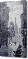 Картина Барселона
