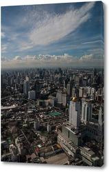 Картина Утренний Бангкок