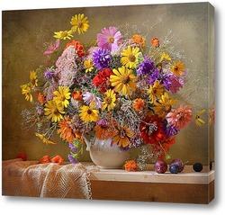 Сентябрьское разноцветье