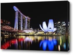 Картина Marina Bay Sands