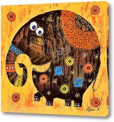 Весёлый слоник