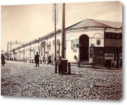 Картина Торговые ряды 1909  –  1912 ,  Россия,  Владимирская область,  Владимир
