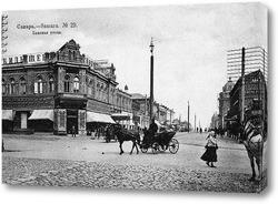 Картина Панская улица 1900  –  1909
