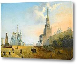 Белый кремль, 1820-е