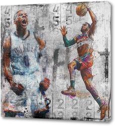 Картина Лига баскетбола