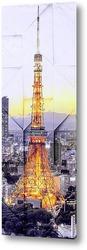 Картина Токийская башня