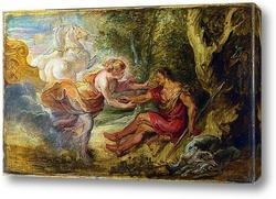 Аврора похищает Цефалуса