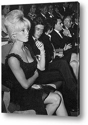 Картина Brigitte Bardot-13