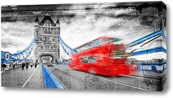 Картина Тауэрский мост