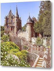 Картина Старинный Замок