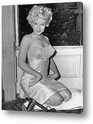 Картина Мерелин Монро,1954г.