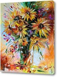 Картина Осенний букет