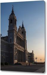 Картина Мадрид