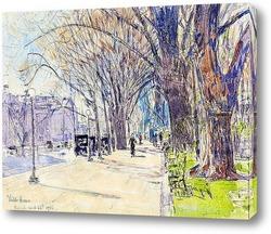 Картина Парк Лафайет, Вашингтон, округ Колумбия