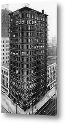 Картина Внешний вид Reliance building