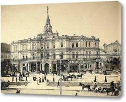 Картина Киевская дума (Майдан)