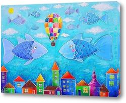 Рыбы-облака