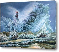 Прекрасно море в бурной мгле