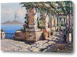 Картина Капри