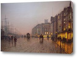 Картина Ливерпуль(1885)