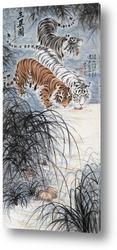 Картина Шанзи Чжана