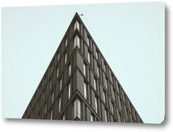 Картина Треугольник с окнами