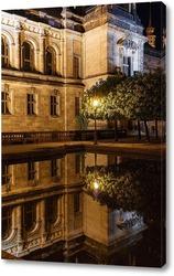 Картина Ночное отражение