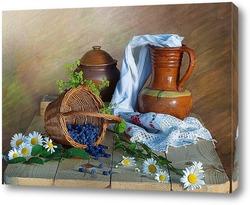 Деревенский натюрморт