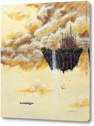 Картина Остров Пилигрим