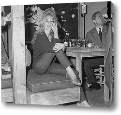 Картина Brigitte Bardot-10