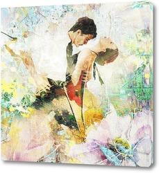 Картина Страстное танго