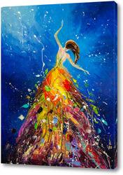 Картина Небесный танец