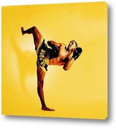 Картина Karate001