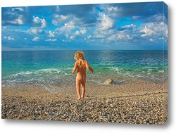 Картина Дитя моря
