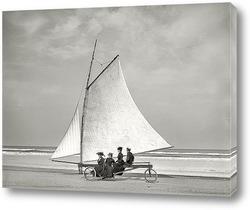 Картина Виндсерфинг в Ормонде, штат Флорида, 1900