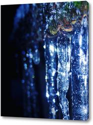 Картина Застывшая вода