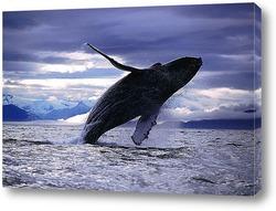 Картина Whale028