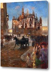 Картина Милан