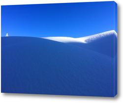 Картина Снежна природа 2 / Snowy nature 2