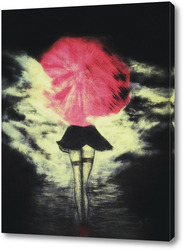 Картина Погода для зонта
