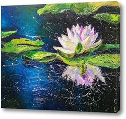 Картина Водяная лилия